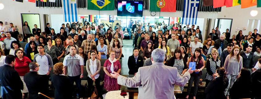 Pastor David Rodriguez