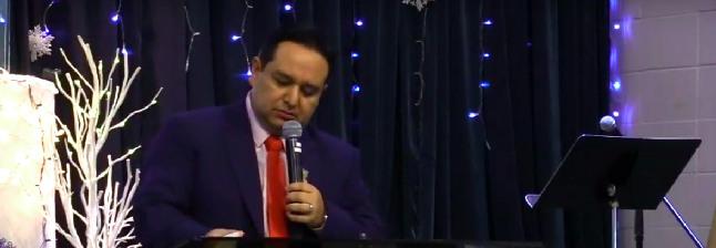 Pastor Emerson Cardona