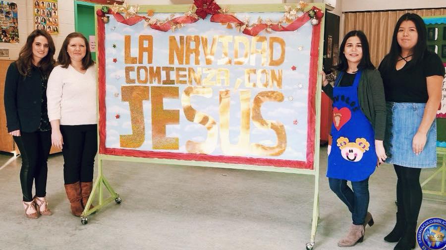 Ministerio de Escuela Bíblica- Iglesia El Redentor