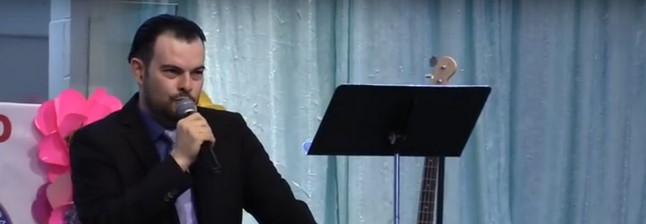 Sermones Cristianos - Hno Roger Martinez - Iglesia El Redentor