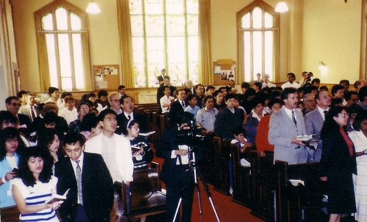 Congregacion Ruth Morton - Timeline - Iglesia El Redentor