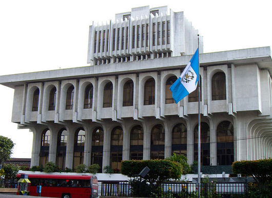 Guatemala - Timeline - Iglesia El Redentor