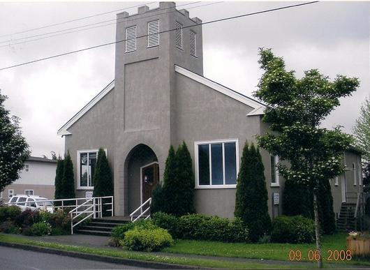 United Church - Timeline - Iglesia El Redentor
