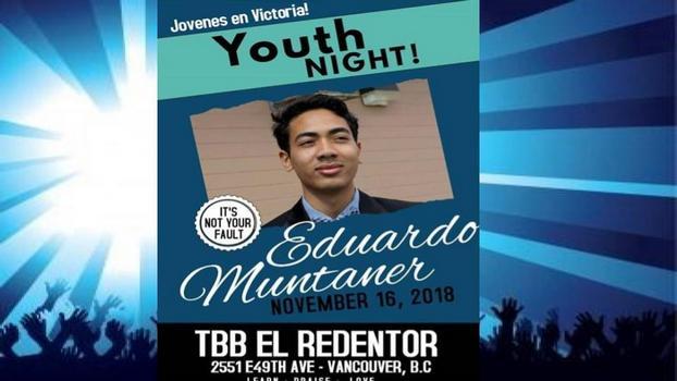 Jovenes en Victoria - Iglesia El Redentor