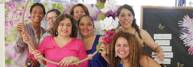 Reunión de Mujeres de Fe - Iglesia El redentor
