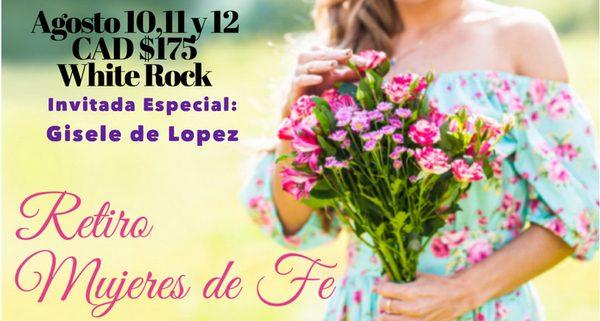 Retiro Mujeres de Fe - Iglesia El Redentor
