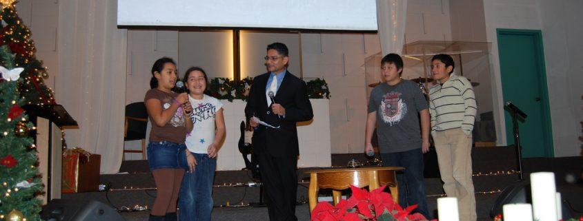 Esgrima Bíblica Intantil 2011 - Timeline - Iglesia El Redentor
