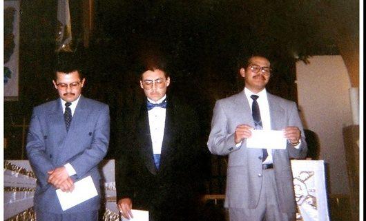 Primeros Graduados de Seminario - Timeline - Iglesia El Redentor
