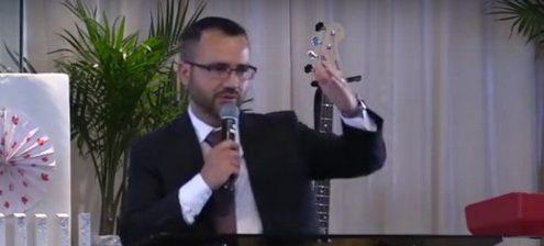 Sermones Cristianos - Hno Eliezer Ariel - Iglesia El Redentor