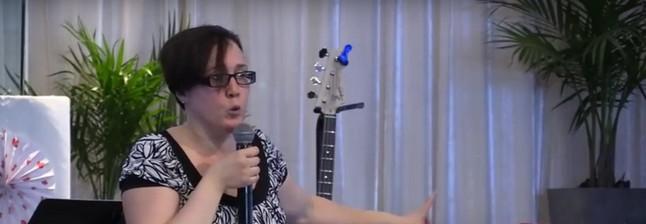 Sermones Cristianos - Hna Carmen Diaz - Iglesia El Redentor