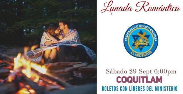 Lunada romantica - Iglesia El Redentor