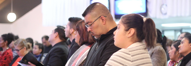 Sermones Cristianos del Pastor David Rodriguez - Iglesia El Redentor - Congregación