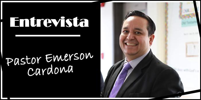 Entrevista - Pastor Emerson Cardona