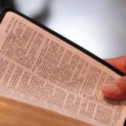 Sermones Cristianos del Pastor David Rodriguez - Iglesia El Redentor- Congregación - Biblia