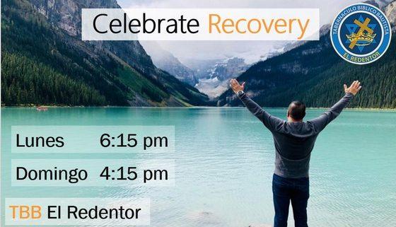 Celebrate Recovery - Iglesia El Redentor