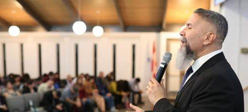 Sermones Cristianos del Pastor Toby Jr - Iglesia El Redentor