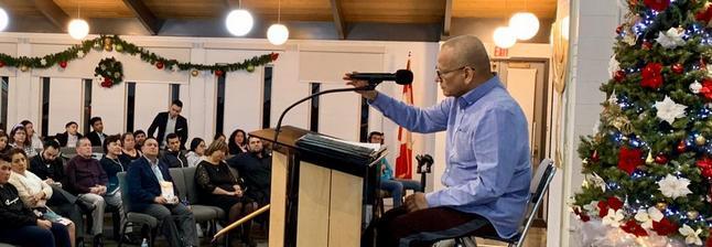 Hno Arturo Asomoza - Iglesia El Redentor