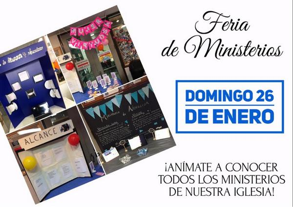 Fiesta de Ministerios - Iglesia El Redentor