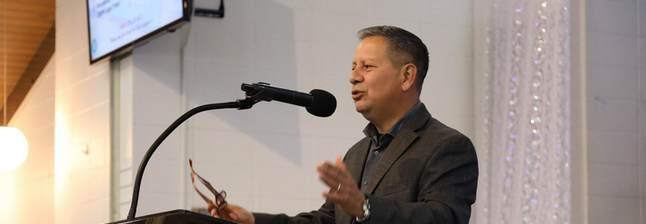 Sermones Cristianos del Pastor Alex Evangelista - Iglesia El Redentor