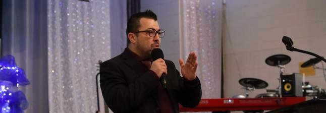 Sermones Cristianos del Hno Christian Flores - Iglesia El Redentor