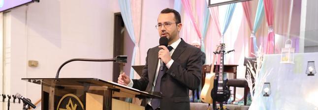 Sermones Cristianos - Hno Eliecer Ariel - Iglesia El Redentor
