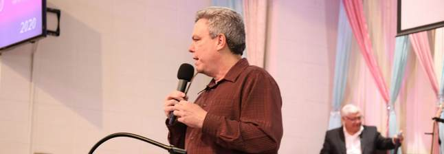 Sermones Cristianos - Hno Jocsan Diaz - Iglesia El Redentor