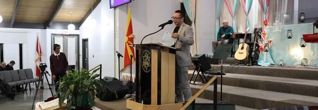 Sermones Cristianos - Hno Francisco Muralles - - Iglesia El Redentor