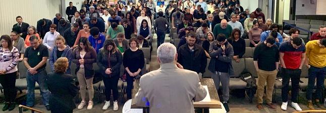 Sermones Cristianos del Pastor David Rodriguez - Iglesia El Redentor