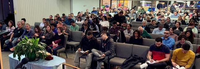 Sermones Cristianos del Pastor David Rodriguez – Iglesia El Redentor- Congregación