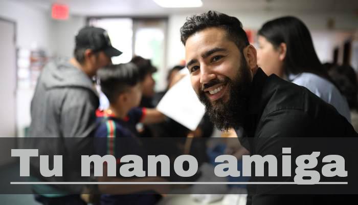 Mano Amiga - Iglesia El Redentor