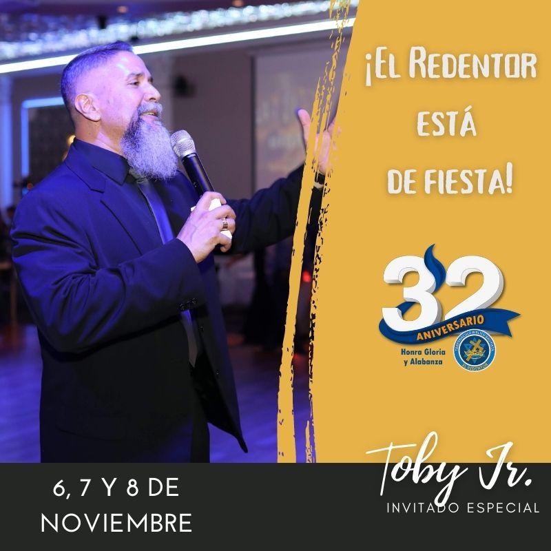 32 aniversario