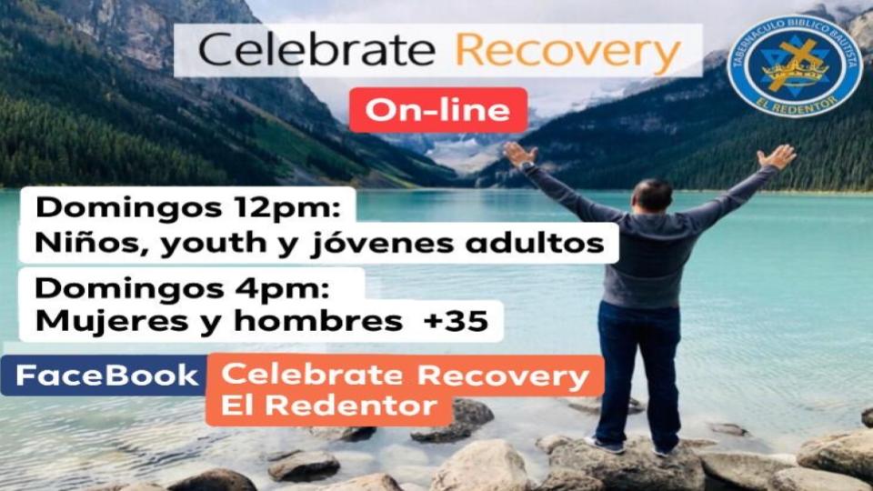 Celebrando la recuperación