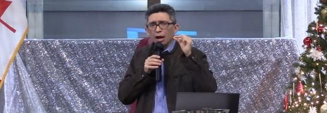 Sermones Cristianos - Hno Enrique Torres- Iglesia El Redentor