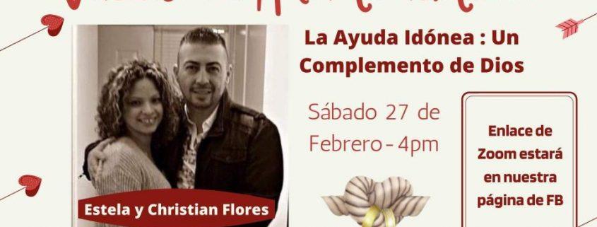 vinculo de amor feb 27– Iglesia Cristiana