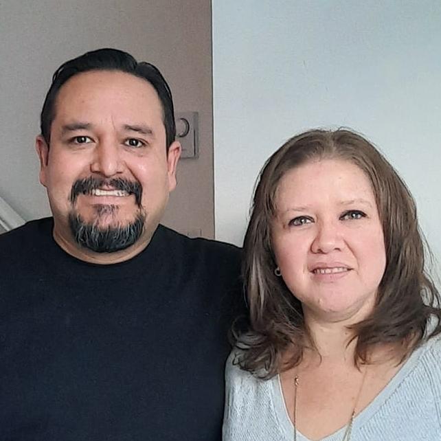 Pastor Emerson y Meybel