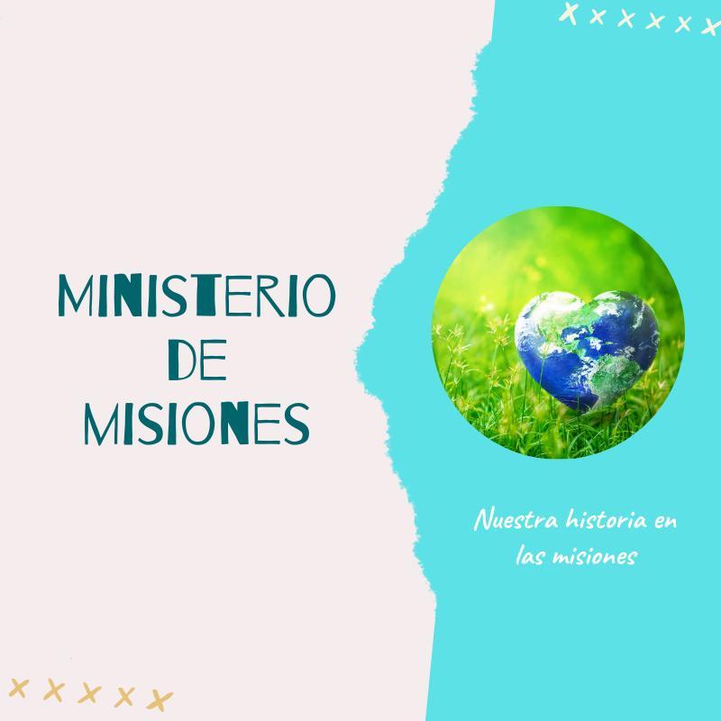 Ministerio de misiones– Iglesia Cristiana