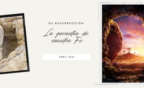 Abril 2021 - Iglesia Bautista TBB El Redentor - Iglesia Cristiana
