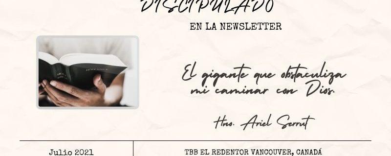 Discipulado - Noticias– Iglesia Cristiana
