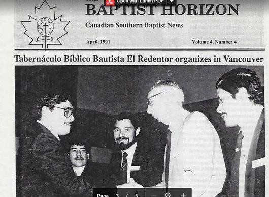 Independiente - Timeline - Iglesia El Redentor