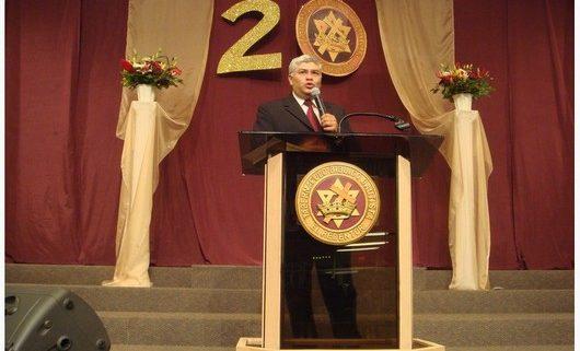 20 aniversario - Timeline - Iglesia El Redentor