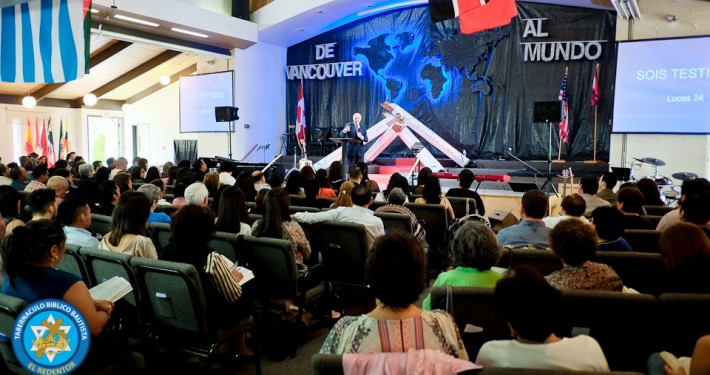 Congreso de Misiones Vancouver