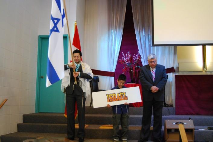 Misiones en Israel