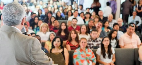 Pastor David Rodriguez El Redentor