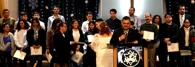 Diplomas discipulado enero 2018 centrado