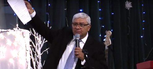 Sermón David Rodríguez