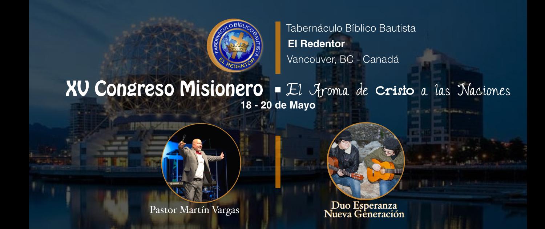 Congreso Misionero 2018