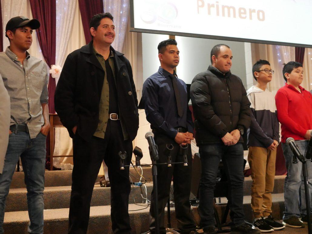 Bautizos Marzo 2018 - Iglesia El Redentor