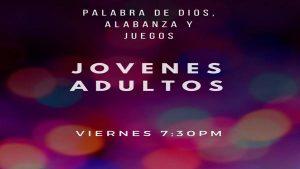 Jovenes Adultos - Iglesia El Redentor