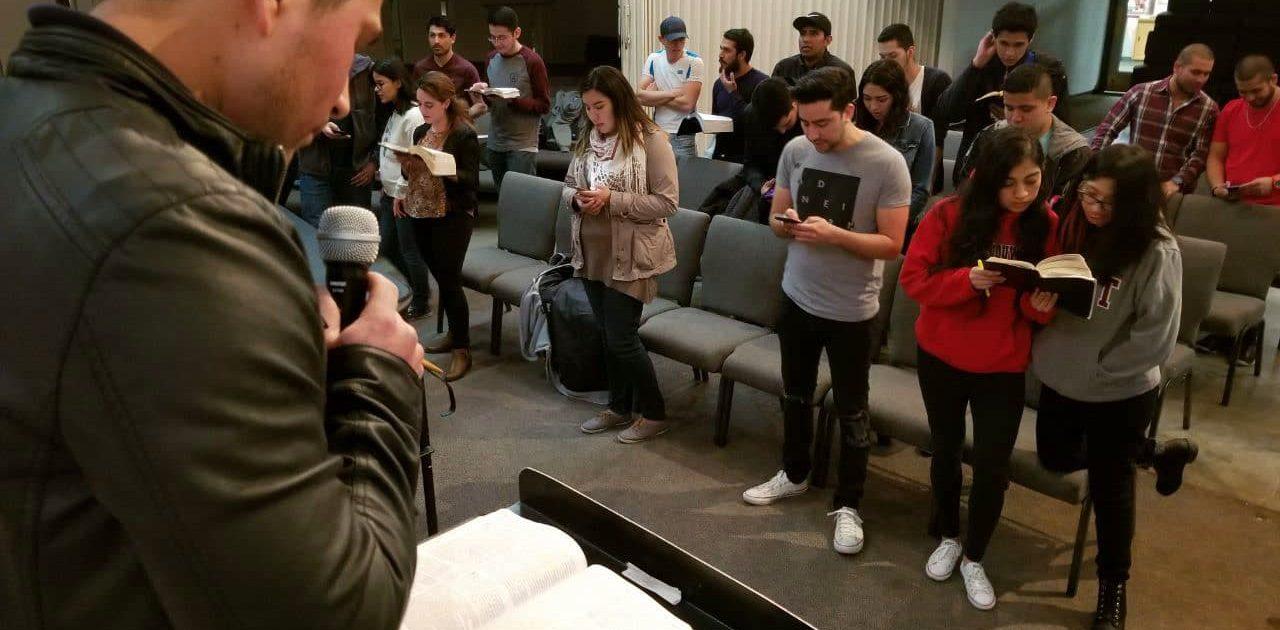 Lectura Biblica - Iglesia El Redentor