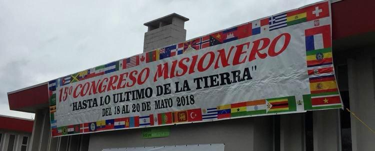 Preparacion para el XV congreso misionero - Iglesia Tabernáculo Biblico Bautista El Redentor